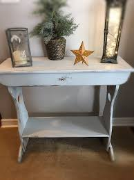 blue shabby chic furniture. Furniture Blue Shabby Chic Fascinating Ideas White Chrome Nightstand Image For
