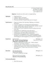 Resume Sample For Nursing Assistant | Nfcnbarroom.com