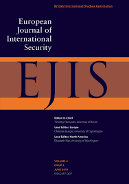 European Journal Of International Security Latest Issue