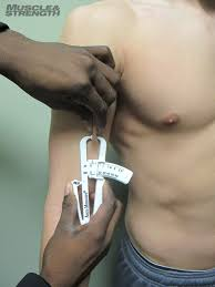 Defender Body Fat Caliper Chart How To Measure Your Body Fat Using Calipers Muscle
