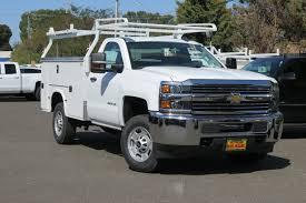 Truck chevy 2500 trucks : New 2018 Chevrolet Silverado 2500 Regular Cab, Service Body | For ...