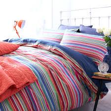 stripes duvet cover super king house of john lewis rainbow stripe cot bed set uk single