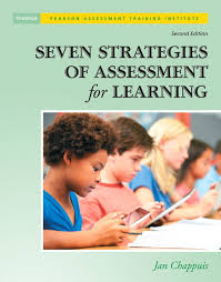 Seven Strategies Of Assessment For Learning, 2Nd, Chappuis | Buy ...
