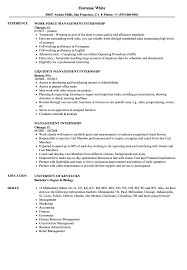 Resume For An Internship 11572 Communityunionism