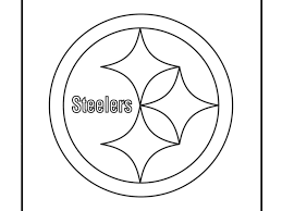 Steelers Players Coloring Pages To Print Nfl Steeler Printable Page
