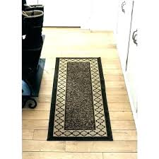 mudroom rugs non skid rug runners mud runner with microfiber carpet ll bean ideas
