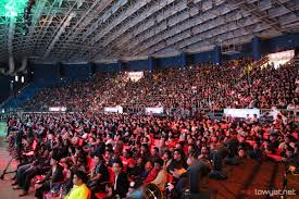 sights and scenes malaysia s largest dota 2 tournament esl one
