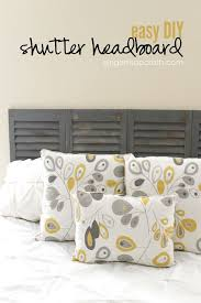 Best 25+ Shutter headboards ideas on Pinterest | Country master bedroom,  Country bedrooms and Country bedroom decorations