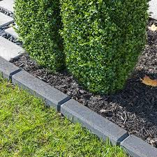 garden edging stones techo bloc