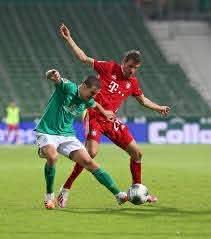 Бавария – Вердер: прогноз и ставка на матч чемпионата Германии — 21 ноября  2020