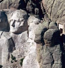 Original Design For Mt Rushmore Hall Of Records Mount Rushmore National Memorial U S