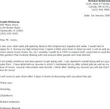 Cover Letter For Assistant Manager Position In Retail Cover Letter For Retail Sales Cover Letter Retail Sales No
