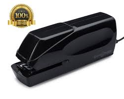 gm x automatic electric stapler heavy duty jam free 25 sheet professional office