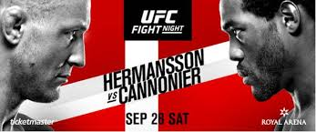 Image result for UFC on ESPN+18: Hermansson vs. Cannonier