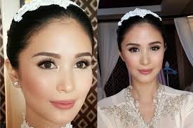 get the look heart evangelista s flawless bridal glow