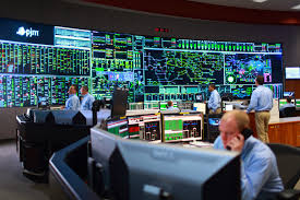 surging gas fired power generation in pjm region will force more  a view of the pjm interconnection control room pjm is the largest grid operator in