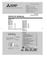 mitsubishi mini split troubleshooting. Modren Split Mitsubishi Mini Split Wiring Diagram Awesome Pictures Electric  Msh12tn Service Manual Of In Troubleshooting R