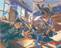 previously unpublished paintings from harry potter book cover artist mary grandpré