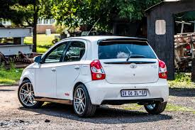 Locally-developed Etios RSi project – an inside look - Cars.co.za