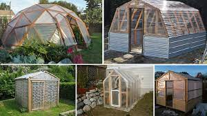 10 easy diy greenhouse plans they re