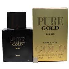 <b>Pure Gold</b> by <b>Karen Low</b> – Luxury Perfumes Inc
