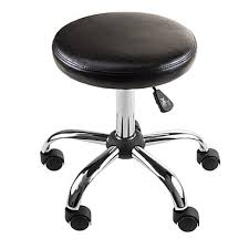 adjustable height chair. Winsome Clark Round Cushion Swivel Stool With Adjustable Height Chair