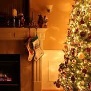 christmas fireplace hd wallpaper. Plain Fireplace Christmas Fireplace Live HD Wallpaper With Hd P