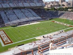 Darrell K Royal Texas Memorial Stadium 2019 Seating Chart