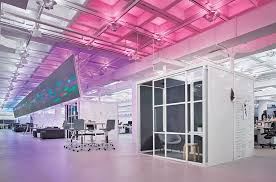 Industrial Office Design Magnificent RGA Office New York By Foster Partners And Tillotson Design