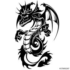 ドラゴンのイラストfotoliacom の ストック画像とロイヤリティフリーの