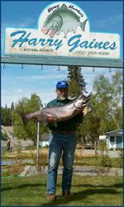 Harry Gaines Kenai River Fishing Guides