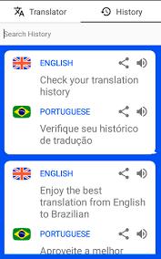 English To Brazilian Brazilian English Translator Text To Speech 15 1 Apk
