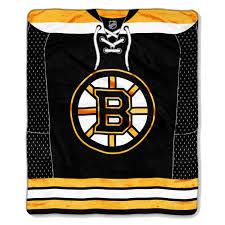 northwest boston bruins raschel throw blanket boston bruins fleece