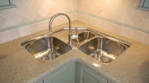 Kitchen Corner Sink Kitchen And 35 Cool Undermount Corner within  measurements 1024 X 768