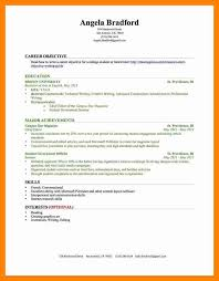 Charming Resume Example For High School Student With No Experience