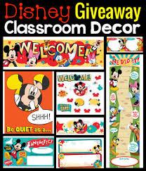 Disney Classroom Decor Simply Kinder