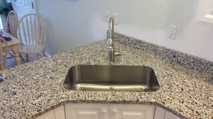 top zero sinks.  Zero This Is A Top Zero Seamless Sink Stainless Steel Set In Vetrazzo  Recycled Glass Countertop Finshed With Waterloo Satin Nickle Gooseneck Magnetic  Inside Sinks S
