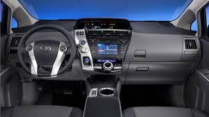 2012 Toyota Prius V: Review notes: The Papa Bear of the Prius ...