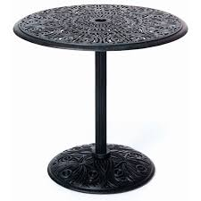 40 inch round pedestal dining table: hanamint tuscany  inch round dining table patiosusa