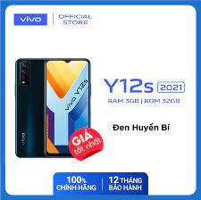 Điện thoại Vivo Y12s 2021 (3GB/32GB) - Hàng chính hãng - Bảo hành 12 tháng  - Freeship - Bách hoá - Ăn vặt - Mua sắm VIJA