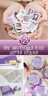 15 diy mothers day gifts ideas