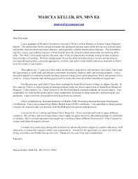 Cover Letter Examples For Health Educators Dailyvitamint Com