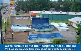 small fiberglass pools