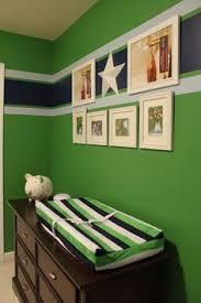 Navy blue & green walls for a boy's room!@ Jen Auchterlonie for Mason's  bedroom