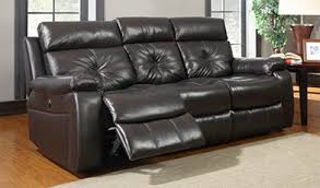 MATTERHORN Leather Power Motion Reclining Sofa Leather Couch Costco U73