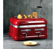 red 4 slice toaster dualit 46211 lite metallic kitchenaid artisan kmt423 empire