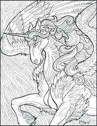 Coloring Pages Unicorns Free Printable Unicorn Coloring Pages For