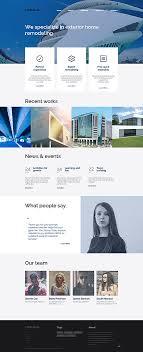 website template residential remodel remodeling design residence home best furniture design websites