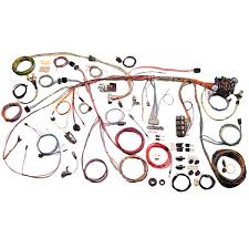 1969 ford mustang wire harness complete wiring harness kit 1969 complete wiring harness kit 1969 ford mustang part 510177