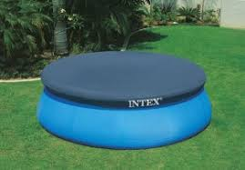 above ground pool covers. 8ft X 12in Easy Set Pool Cover Above Ground Covers
